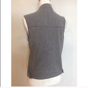 Xhilaration Jackets & Coats - 🛑Xhilaration Gray Vest Size M